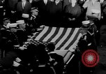 Image of patriotic summary of America including JFK funeral, presidents, and mo United States USA, 1968, second 46 stock footage video 65675052584