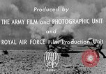Image of British General Auchinleck El Alamein Egypt, 1942, second 24 stock footage video 65675052591