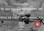 Image of British General Auchinleck El Alamein Egypt, 1942, second 25 stock footage video 65675052591