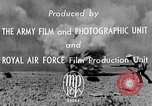 Image of British General Auchinleck El Alamein Egypt, 1942, second 29 stock footage video 65675052591
