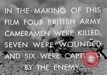 Image of British General Auchinleck El Alamein Egypt, 1942, second 31 stock footage video 65675052591