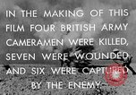 Image of British General Auchinleck El Alamein Egypt, 1942, second 35 stock footage video 65675052591