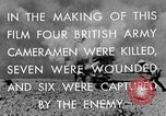 Image of British General Auchinleck El Alamein Egypt, 1942, second 41 stock footage video 65675052591