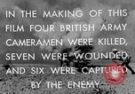 Image of British General Auchinleck El Alamein Egypt, 1942, second 43 stock footage video 65675052591