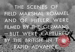 Image of British General Auchinleck El Alamein Egypt, 1942, second 46 stock footage video 65675052591