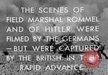 Image of British General Auchinleck El Alamein Egypt, 1942, second 56 stock footage video 65675052591