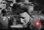Image of women workers United Kingdom, 1944, second 12 stock footage video 65675052592