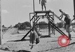 Image of British Eighth Army soldiers North Africa, 1942, second 52 stock footage video 65675052595