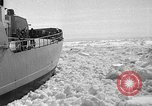 Image of USS Burton Island McClure Strait Canada, 1954, second 26 stock footage video 65675052609