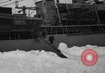 Image of USS Burton Island McClure Strait Canada, 1954, second 39 stock footage video 65675052609