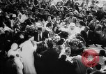Image of Sultan Mohammed ben Youssef Rabat Morocco, 1955, second 23 stock footage video 65675052620
