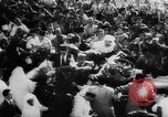 Image of Sultan Mohammed ben Youssef Rabat Morocco, 1955, second 24 stock footage video 65675052620