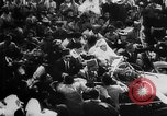 Image of Sultan Mohammed ben Youssef Rabat Morocco, 1955, second 27 stock footage video 65675052620