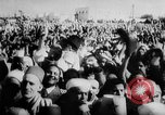 Image of Sultan Mohammed ben Youssef Rabat Morocco, 1955, second 31 stock footage video 65675052620