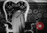 Image of Sultan Mohammed ben Youssef Rabat Morocco, 1955, second 32 stock footage video 65675052620