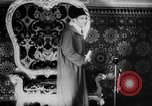 Image of Sultan Mohammed ben Youssef Rabat Morocco, 1955, second 33 stock footage video 65675052620