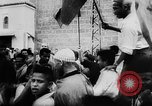 Image of Sultan Mohammed ben Youssef Rabat Morocco, 1955, second 37 stock footage video 65675052620
