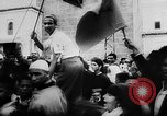 Image of Sultan Mohammed ben Youssef Rabat Morocco, 1955, second 38 stock footage video 65675052620