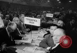 Image of President George Meany New York United States USA, 1955, second 11 stock footage video 65675052621