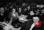 Image of President George Meany New York United States USA, 1955, second 12 stock footage video 65675052621