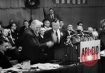 Image of President George Meany New York United States USA, 1955, second 18 stock footage video 65675052621