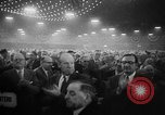 Image of President George Meany New York United States USA, 1955, second 22 stock footage video 65675052621