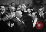 Image of President George Meany New York United States USA, 1955, second 27 stock footage video 65675052621