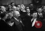 Image of President George Meany New York United States USA, 1955, second 29 stock footage video 65675052621