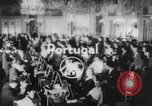 Image of hairdressers Lisbon Portugal, 1954, second 1 stock footage video 65675052627
