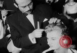 Image of hairdressers Lisbon Portugal, 1954, second 12 stock footage video 65675052627