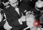 Image of hairdressers Lisbon Portugal, 1954, second 14 stock footage video 65675052627