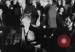 Image of hairdressers Lisbon Portugal, 1954, second 19 stock footage video 65675052627