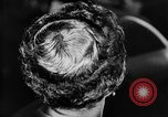 Image of hairdressers Lisbon Portugal, 1954, second 35 stock footage video 65675052627