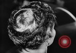 Image of hairdressers Lisbon Portugal, 1954, second 36 stock footage video 65675052627
