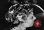 Image of hairdressers Lisbon Portugal, 1954, second 38 stock footage video 65675052627