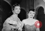 Image of hairdressers Lisbon Portugal, 1954, second 41 stock footage video 65675052627
