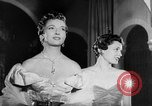 Image of hairdressers Lisbon Portugal, 1954, second 42 stock footage video 65675052627