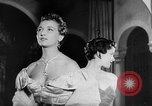 Image of hairdressers Lisbon Portugal, 1954, second 43 stock footage video 65675052627