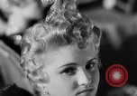 Image of hairdressers Lisbon Portugal, 1954, second 50 stock footage video 65675052627