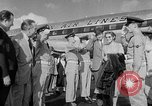 Image of film star Jimmy Stewart Miami Florida USA, 1954, second 20 stock footage video 65675052628