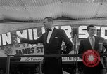 Image of film star Jimmy Stewart Miami Florida USA, 1954, second 60 stock footage video 65675052628