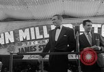 Image of film star Jimmy Stewart Miami Florida USA, 1954, second 62 stock footage video 65675052628