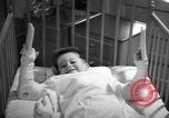 Image of Myrna Loy with polio victims Washington DC USA, 1944, second 40 stock footage video 65675052630