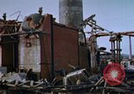 Image of destroyed boiler plant Japan, 1946, second 28 stock footage video 65675052633