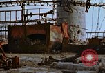 Image of destroyed boiler plant Japan, 1946, second 60 stock footage video 65675052633