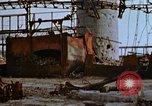 Image of destroyed boiler plant Japan, 1946, second 61 stock footage video 65675052633