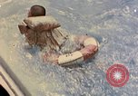 Image of US submarine rescues Japanese survivors at sea Pacific Ocean, 1945, second 3 stock footage video 65675052639