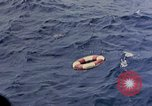 Image of US submarine rescues Japanese survivors at sea Pacific Ocean, 1945, second 34 stock footage video 65675052639