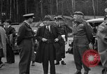 Image of Clement R Attlee Berlin Germany Gatow Airport, 1945, second 35 stock footage video 65675052647