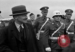 Image of Clement R Attlee Berlin Germany Gatow Airport, 1945, second 46 stock footage video 65675052647